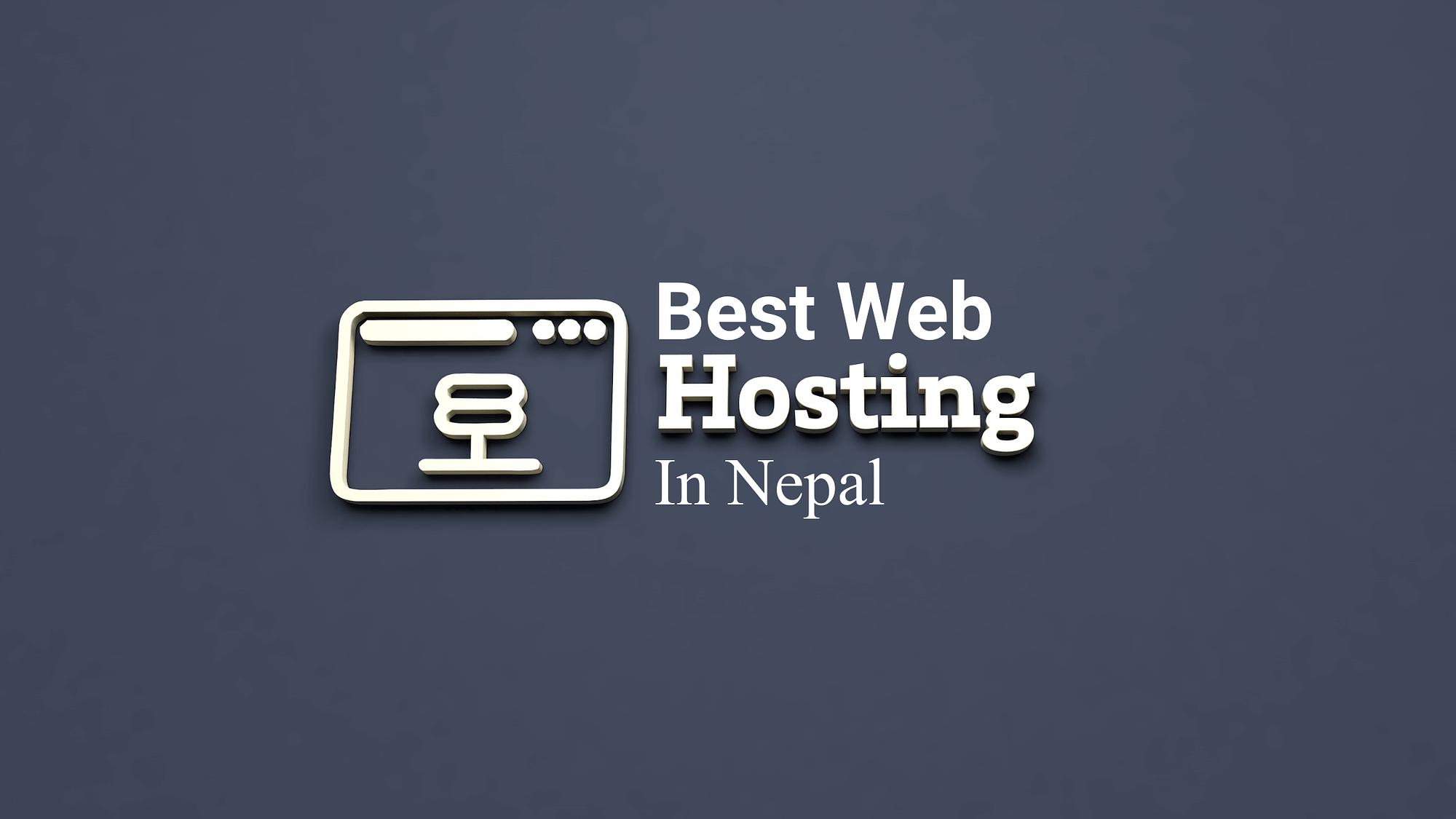 Best hosting in nepal